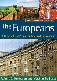 bokomslag The Europeans, Second Edition
