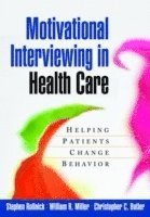 bokomslag Motivational interviewing in health care - helping patients change behavior