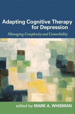 bokomslag Adapting Cognitive Therapy for Depression