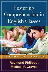 bokomslag Fostering Comprehension in English Classes