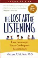 bokomslag The Lost Art of Listening, Second Edition