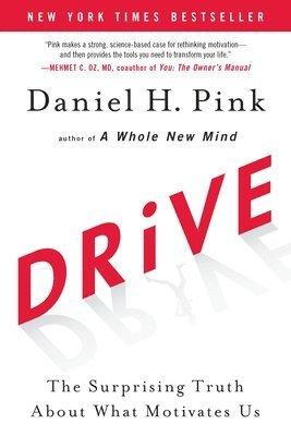 bokomslag Drive