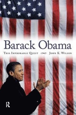 bokomslag Barack Obama
