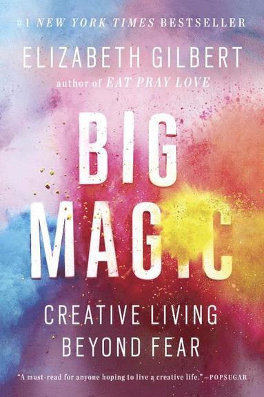 bokomslag Big Magic