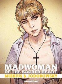 bokomslag Madwoman Of The Sacred Heart