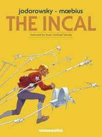 bokomslag The Incal