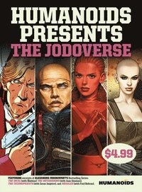 bokomslag Humanoids Presents: The Jodoverse