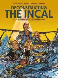 bokomslag Deconstructing The Incal
