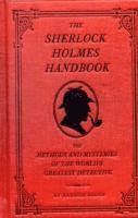 bokomslag The Sherlock Holmes Handbook