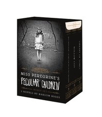 bokomslag Miss Peregrine's Peculiar Children Boxed Set