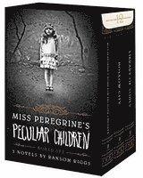 bokomslag Miss Peregrine's Peculiar Children Box Set