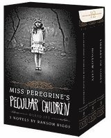 bokomslag Miss Peregrine's Peculiar Children Boxed Set