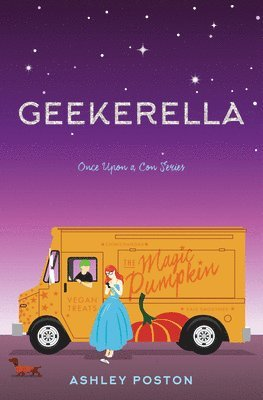 bokomslag Geekerella