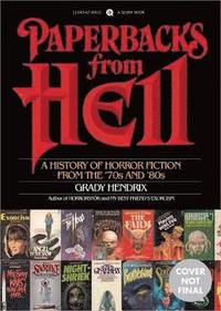 bokomslag Paperbacks from Hell