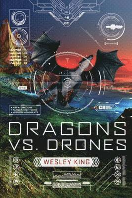 bokomslag Dragons vs. drones