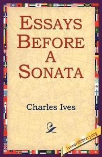 bokomslag Essays Before a Sonata