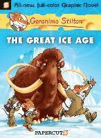 bokomslag Geronimo stilton graphic novels #5: the great ice age