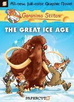bokomslag Geronimo stilton graphic novels #5: the great ice age