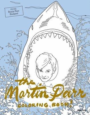 bokomslag The Martin Parr Coloring Book!