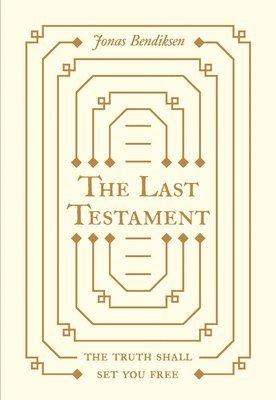 bokomslag Jonas Bendiksen: The Last Testament
