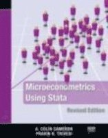 bokomslag Microeconometrics using stata - revised edition