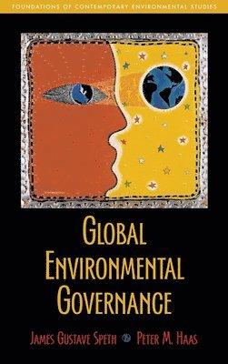 bokomslag Global Environmental Governance