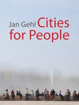 bokomslag Cities for people