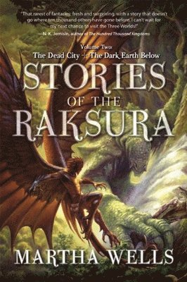 Stories of the Raksura 1