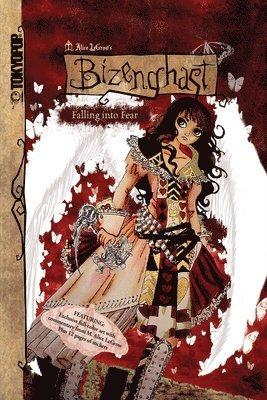 Bizenghast: falling into fear artbook 1