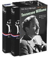 bokomslag Collected Plays Of Tennessee Williams