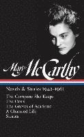 bokomslag Mary mccarthy: novels & stories 1942-1963 - the company she keeps / the oas