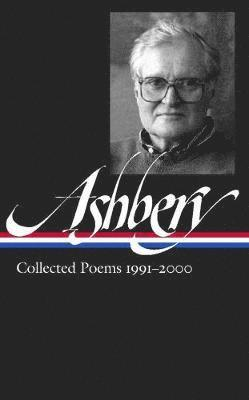 bokomslag John ashbery: collected poems 1991-2000 - library of america #297
