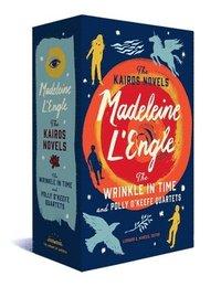 bokomslag Madeleine L'Engle: The Kairos Novels: The Wrinkle In Time And Polly O'Keefe  Quartets