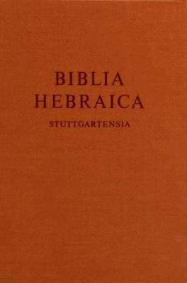 bokomslag Biblia Hebraica Stuttgartensia (BHS)