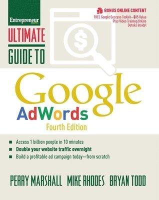 bokomslag Ultimate Guide to Google AdWords