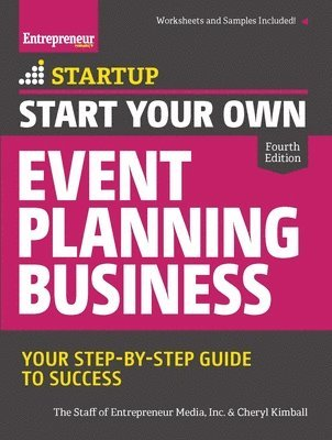 bokomslag Start Your Own Event Planning Business