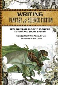 bokomslag Writing Fantasy &; Science Fiction