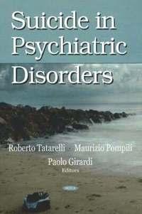bokomslag Suicide in Psychiatric Disorders