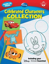 bokomslag Learn to Draw Disney Celebrated Characters Collection: Including Your Disney*pixar Favorites!