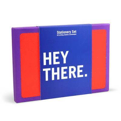 Hey there stationery set 1