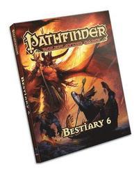 bokomslag Pathfinder roleplaying game: bestiary 6
