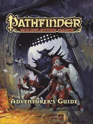 bokomslag Pathfinder roleplaying game: adventurers guide