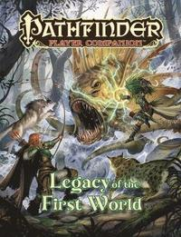 bokomslag Pathfinder player companion: legacy of the first world
