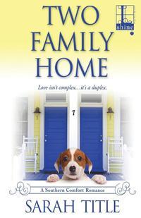 bokomslag Two Family Home