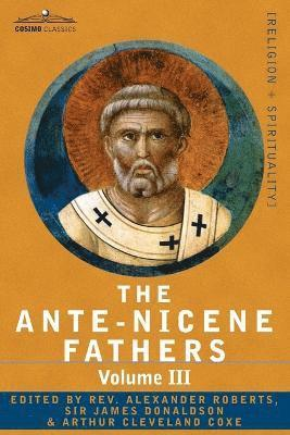 bokomslag The Ante-Nicene Fathers