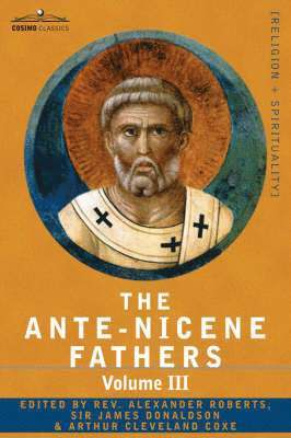 bokomslag The Ante-Nicene Fathers