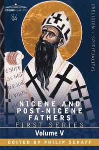 bokomslag Nicene and Post-Nicene Fathers