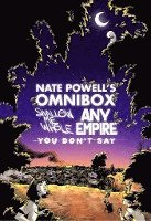 bokomslag Nate powells omnibox featuring swallow me whole, any empire, & you dont say