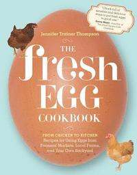 bokomslag Fresh Egg Cookbook