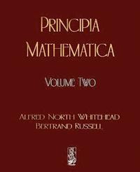 bokomslag Principia Mathematica - Volume Two